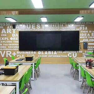 西安某科技大学实训室